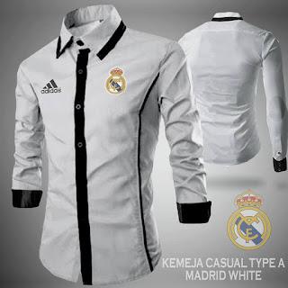 Kemeja Real Madrid Murah
