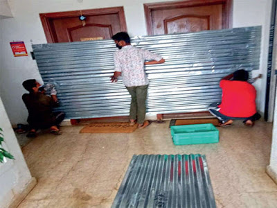 Families Inside, Bengaluru Civic Body Sealed Houses. Apologises After Row