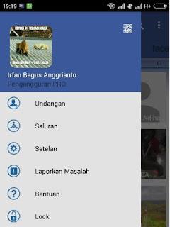 BBM MOD FBUI v3.0.1.25 Full Apk Gratis Terbaru - Akozo.Net