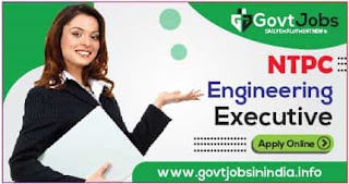 NTPC Eng Executive Trainee