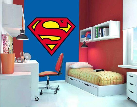 Desain Kamar Anak Anak Karakter Superhero Arfandi Com