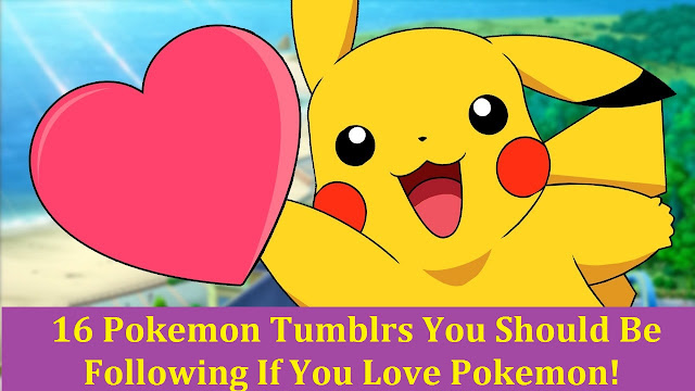 16 Pokemon Tumblrs You Should Be Following If You Love Pokemon! Pikachu heart Researching the internet