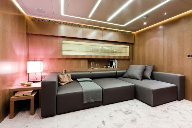 italian yacht interior design