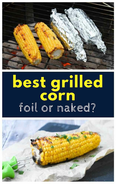 An experiment to see if corn on the cob cooked on the barbecue is better grilled naked or in foil, with 10 clever BBQ hacks