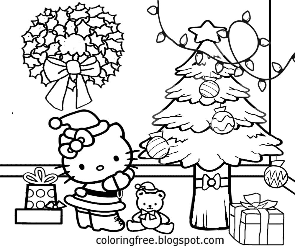 Top 75 Free Printable Hello Kitty Coloring Pages Online | 850x1000