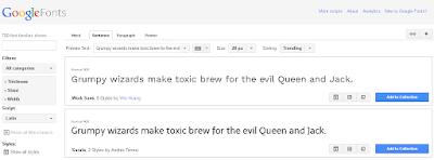 Cara Menambahkan 'Custom Web Fonts'