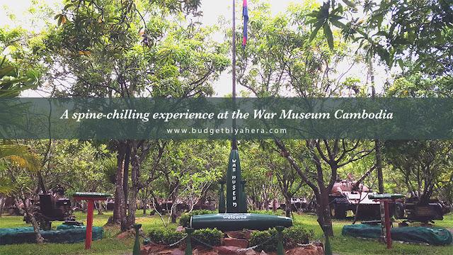 War Museum Cambodia 1 - Budget Biyahera