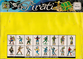Art. 1474; Canè Canine Dog; Canè of Italy; Canè Pirates; Cane; Cane Pirates; Cane Pirati; Cereal Premiums; Elio Simonetti Canè; International Talk Like A Pirate Day; Italian Pirates; ITLAPD; Pirate Ship; Pirates; Pirates by Cane Italy; Pirati; Shipwreak; Small Scale World; smallscaleworld.blogspot.com; Talk Like A Pirate; Wreaked Ship;