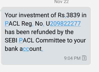How Do I Edit My Sebi Pacl Online refund form
