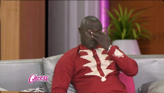 Nii Odartey Lamptey narrates how he busted cheating wife after 21 years [Video]