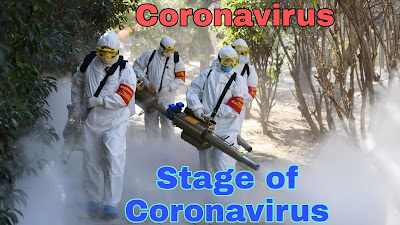 What is stage of coronavirus