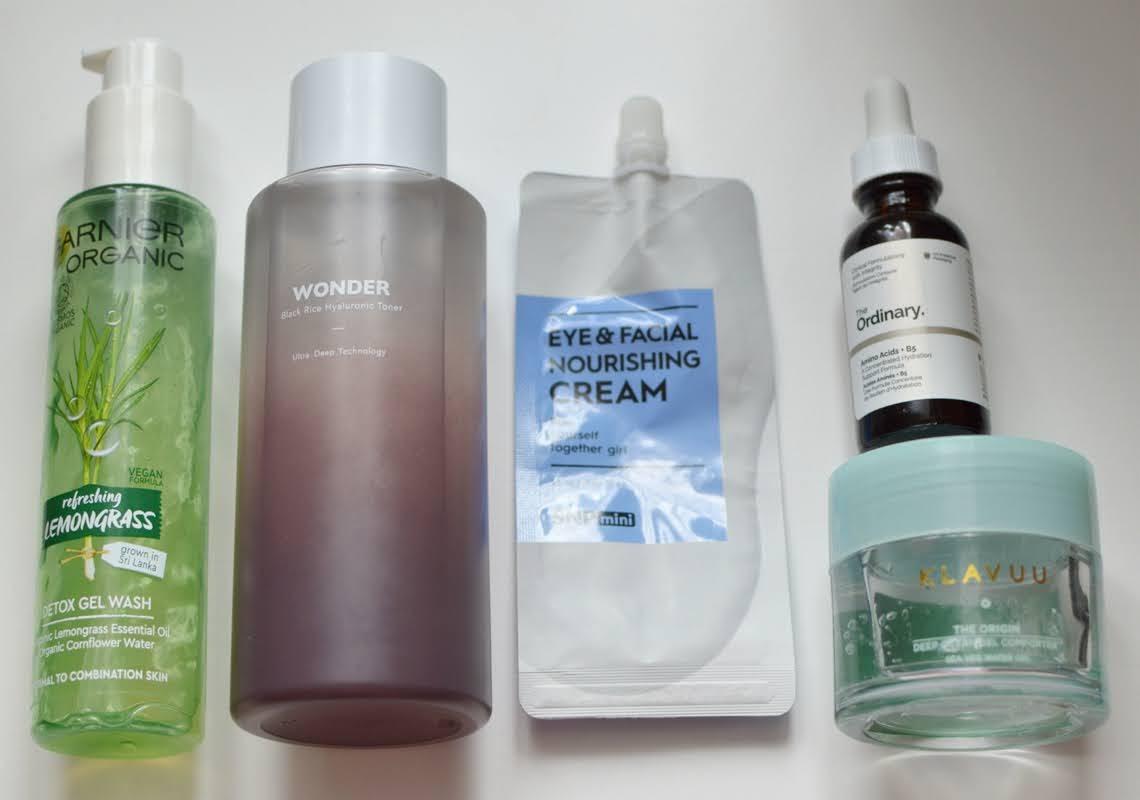 Summer Skincare Routine 2021