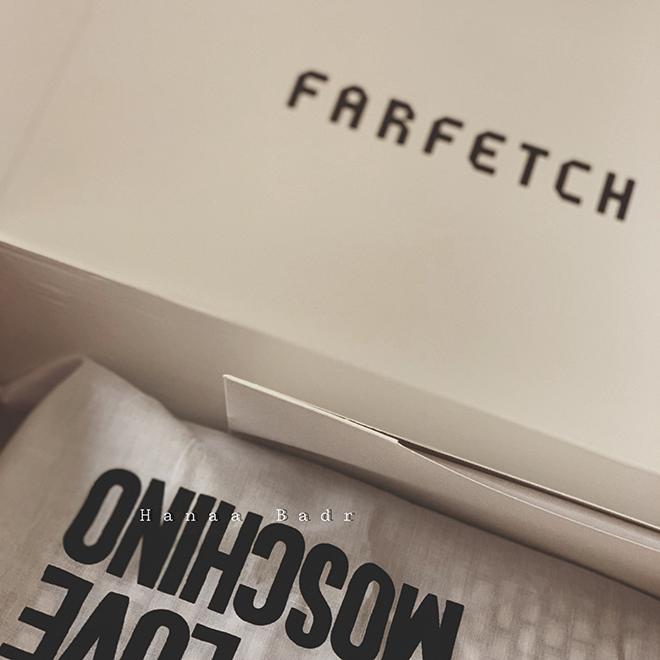 f45a3eb0a تجربتي بالطلب مع موقع فارفتش Farfetch - مدونة هناء