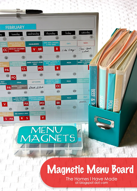 Meal Planning Printables and Tips - Uncommon Designs