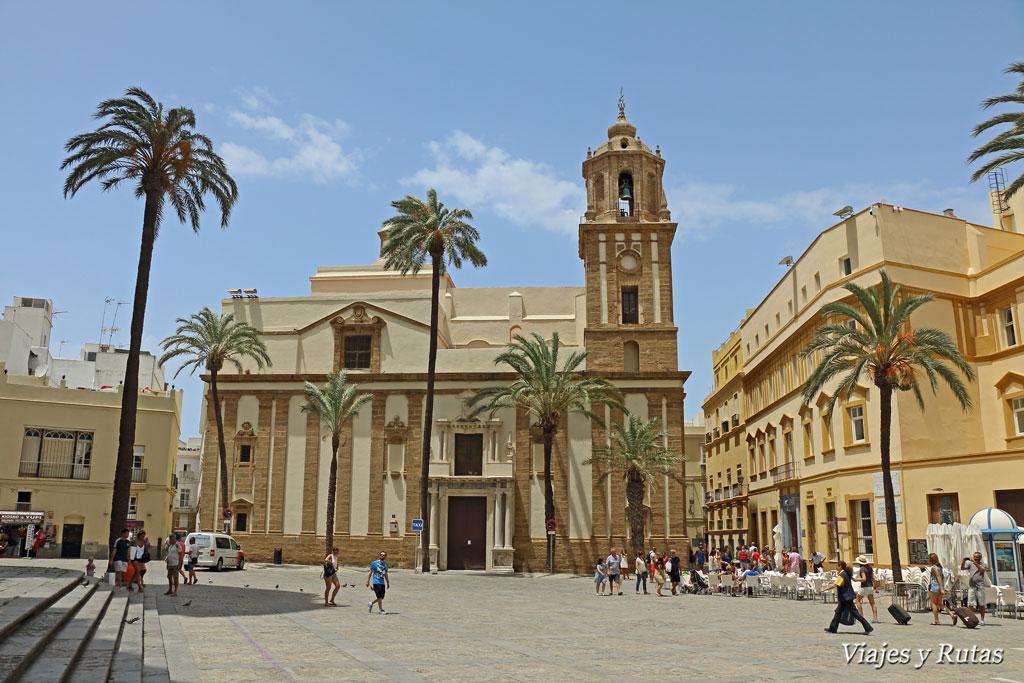 Iglesia de Santiago de Cádiz