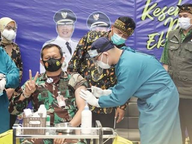 Ini Jadwal, Syarat, dan Prosedur Pemberian Vaksin Covid-19 di Kabupaten Bandung