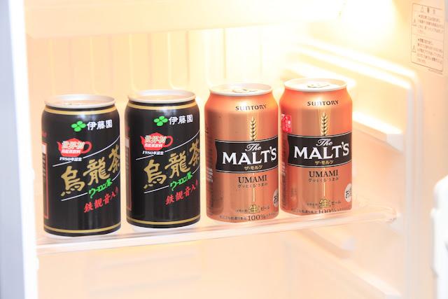 アルコールが苦手なお客様はフロントでジュースなどに変更致します。