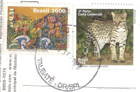 Stamps of Brazil