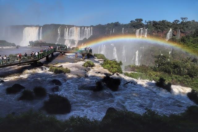 Prefeito de Foz do Iguaçu defende isenção de entrada dos moradores lindeiros ao Parque Nacional do Iguaçu