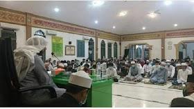 Alhamdulillah... Sore Hari Ditusuk, Syekh Ali Jaber Sudah Berdakwah Kembali
