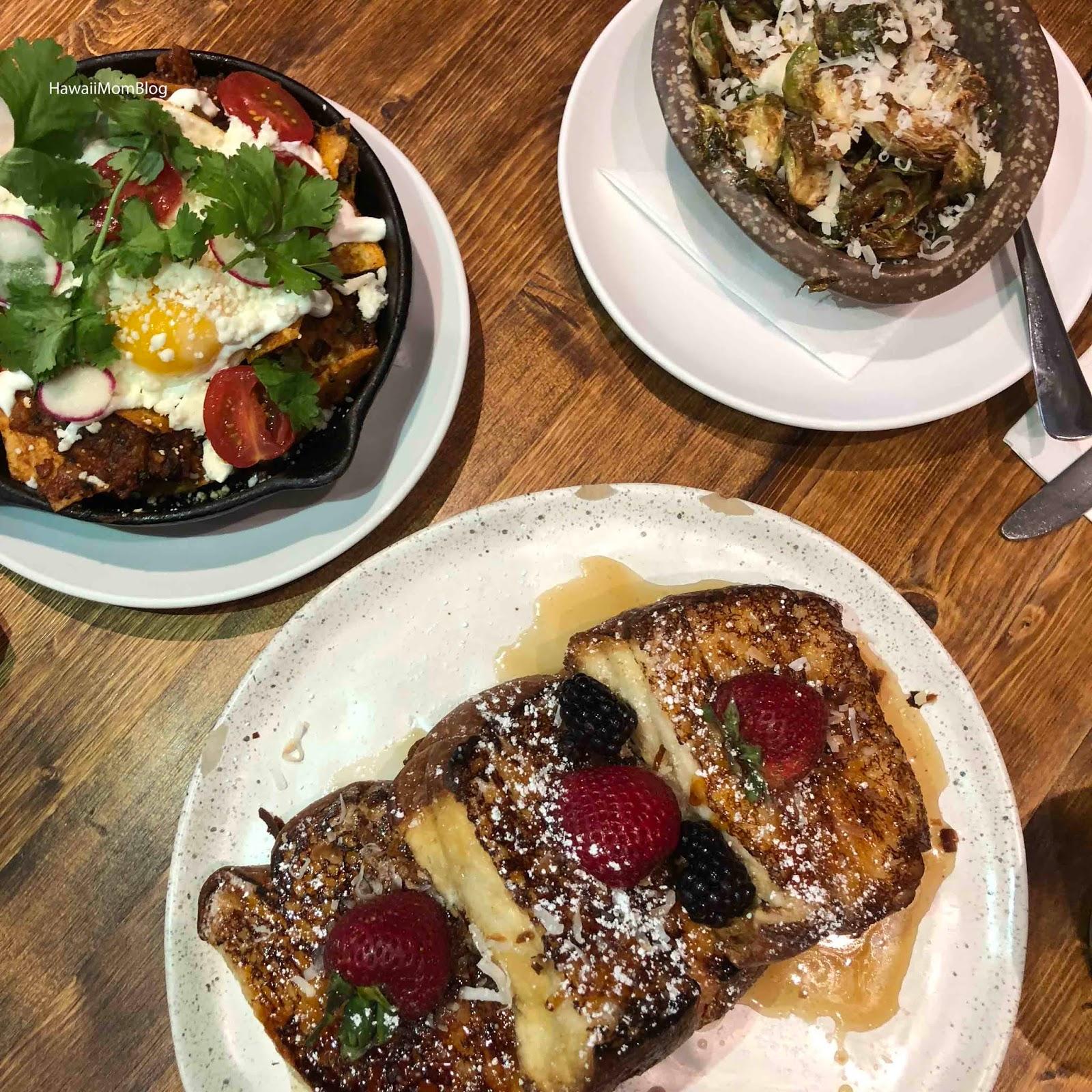 Hawaii Mom Blog: Scratch Kitchen & Meatery Summer 2018 Brunch Menu