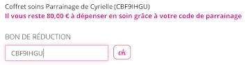 Code promo 80€ Belle au Naturel - Blog PurpleRain