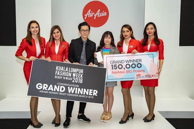 The AirAsia Runway Ready Designer Search Grand Finale 2018.