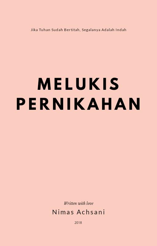 KONSEP MELUKIS PERNIKAHAN
