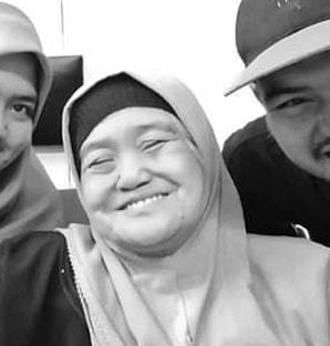 Al Fatihah buat Mak saudaraku... Siti Eshah binti Noh