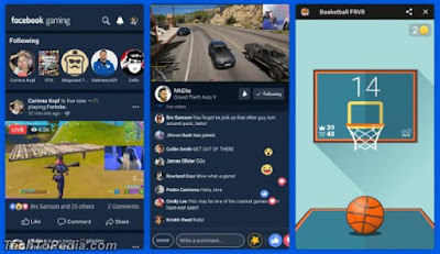 Facebook Gaming Application Officially Launched After 18 Months Test