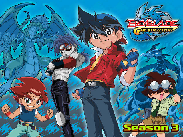 Beyblade Original S03 G Revolution All Images In 720P
