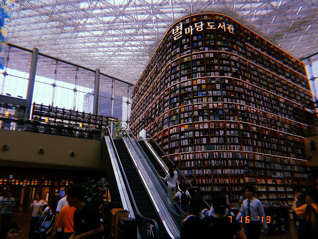 Starfield Library @ COEX Mall