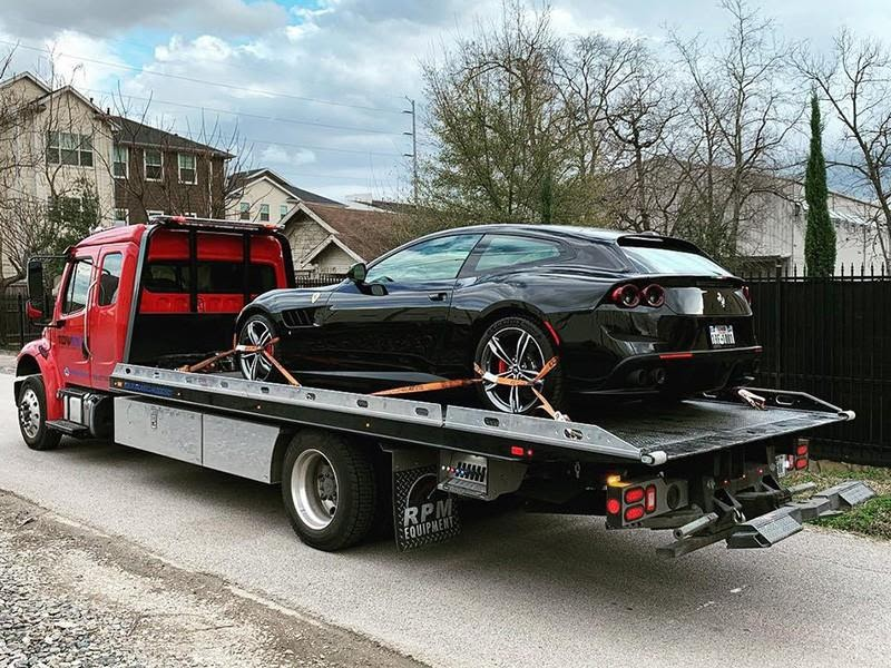 Auto Towing Service!