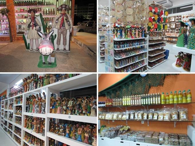 Cia Brasil Natal - Casa de incentivo ao artesão