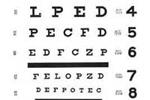 Test de graduación de la vista