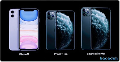 iOS, iPhone series, iPhone 11