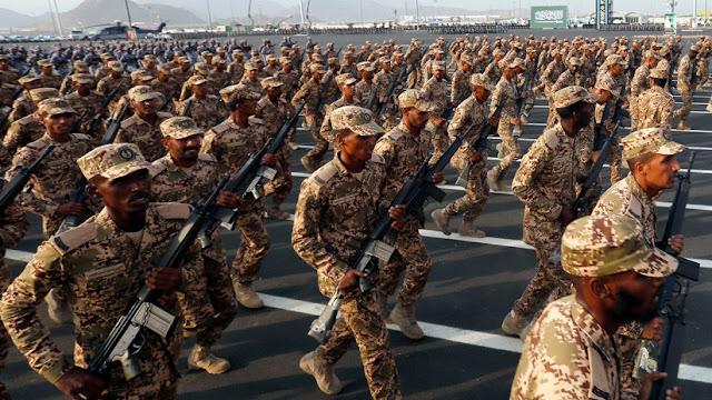 Informe: Arabia Saudita logra grandes avances en misiles balísticos con ayuda de China