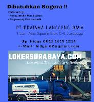 Lowongan Kerja Surabaya di PT. Pratama Langgeng Raya Oktober 2020