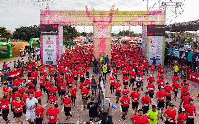 El 8 de septiembre se correrá la 5ta adidas Maratón de Santa Cruz de la Sierra