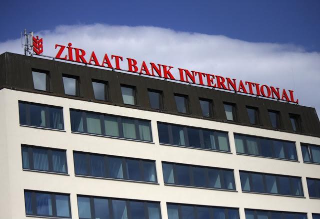 EUROPA: Producto de sanciones americanas banco turco finaliza operaciones con Banco Central de Venezuela.