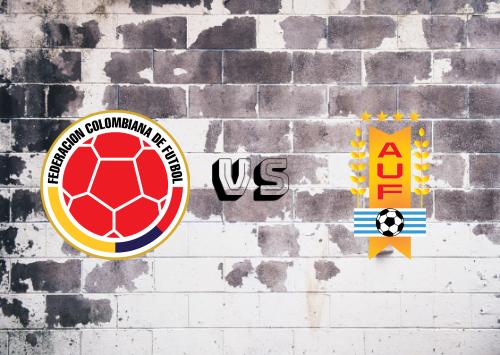 Colombia vs Uruguay  Resumen y Partido Completo