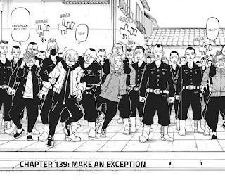 Update! Baca Manga Tokyo Revengers Chapter 139 Full Sub Indo