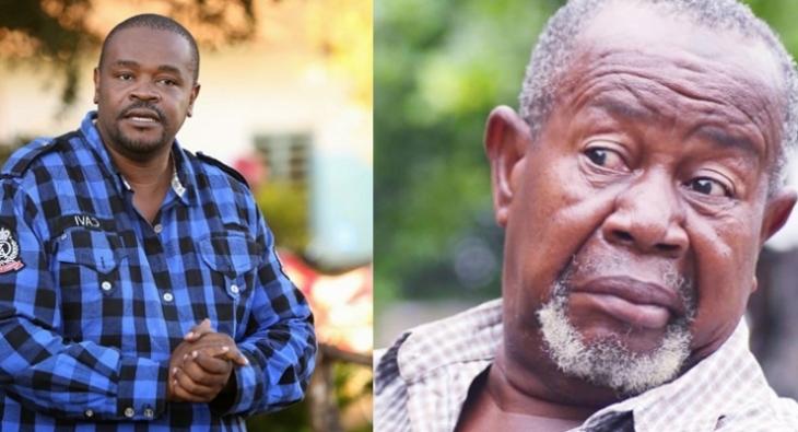 Naimani utakuwa unaniangalia Mzee Majuto- JB
