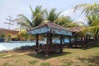 cabana santasea waterpark