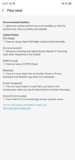 Cara Memeriksa Update Oppo Semua Tipe Terbaru