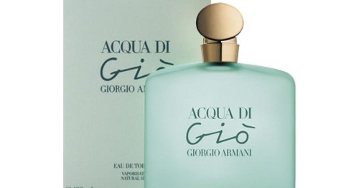 3db23556d Perfumes Importados Giovanna Imports: Perfume Acqua Di Gio 100ml Feminnino Giorgio  Armani