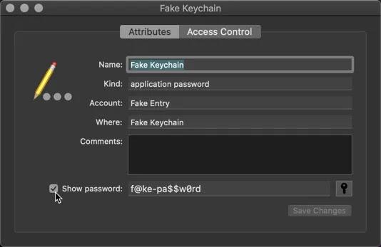كيفية عرض كلمات المرور المحفوظة على Keychain في macOS و iPadOS و iOS