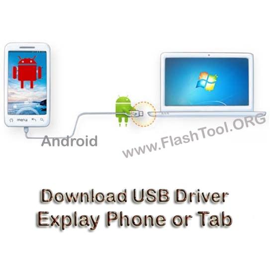 Download Explay USB Driver