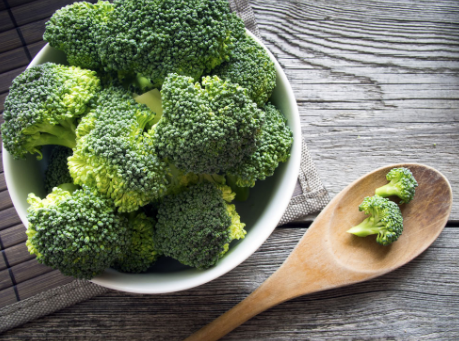 Broccoli is 1 of the vegetables rich inward nutrients eleven Broccoli Benefits
