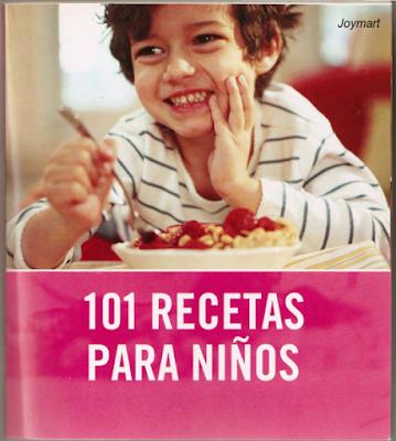 comidas nutritivas para niños